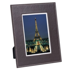 Deluxe Leatherette Frame Chocolate LF-007.jpg