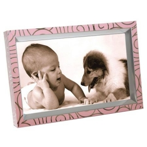 Shadowbox Frame Pink-Chrome AG-007.jpg